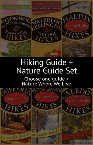 Hiking Guide & Nature Book Set