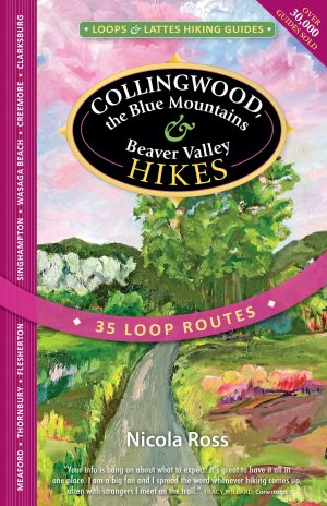 Collingwood, the Blue Mountains and Beaver Valley Hikes: Loops & Lattes