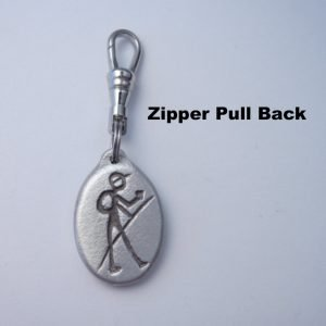 Hiker Dodie 2-sided Zipper Pull